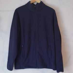 NWT - Men's Full-Zip Polar Fleece Jacket